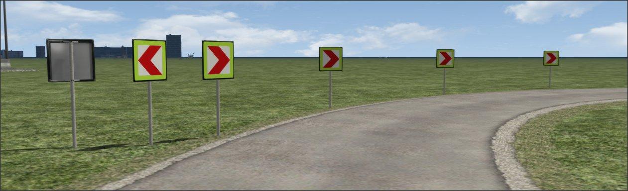 Verkeersborden Snelwegen en N wegen versie 1.0