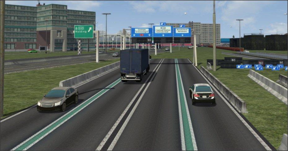 Nederlandse wegen  Met Winter texture! Versie 1.1