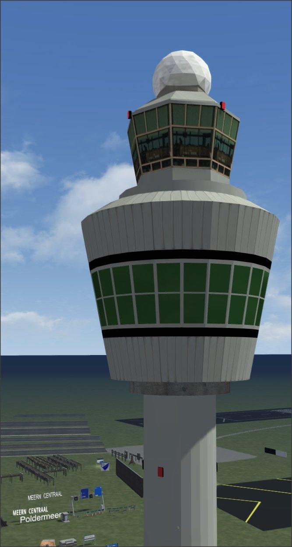 Schiphol toren 1991 Versie 2