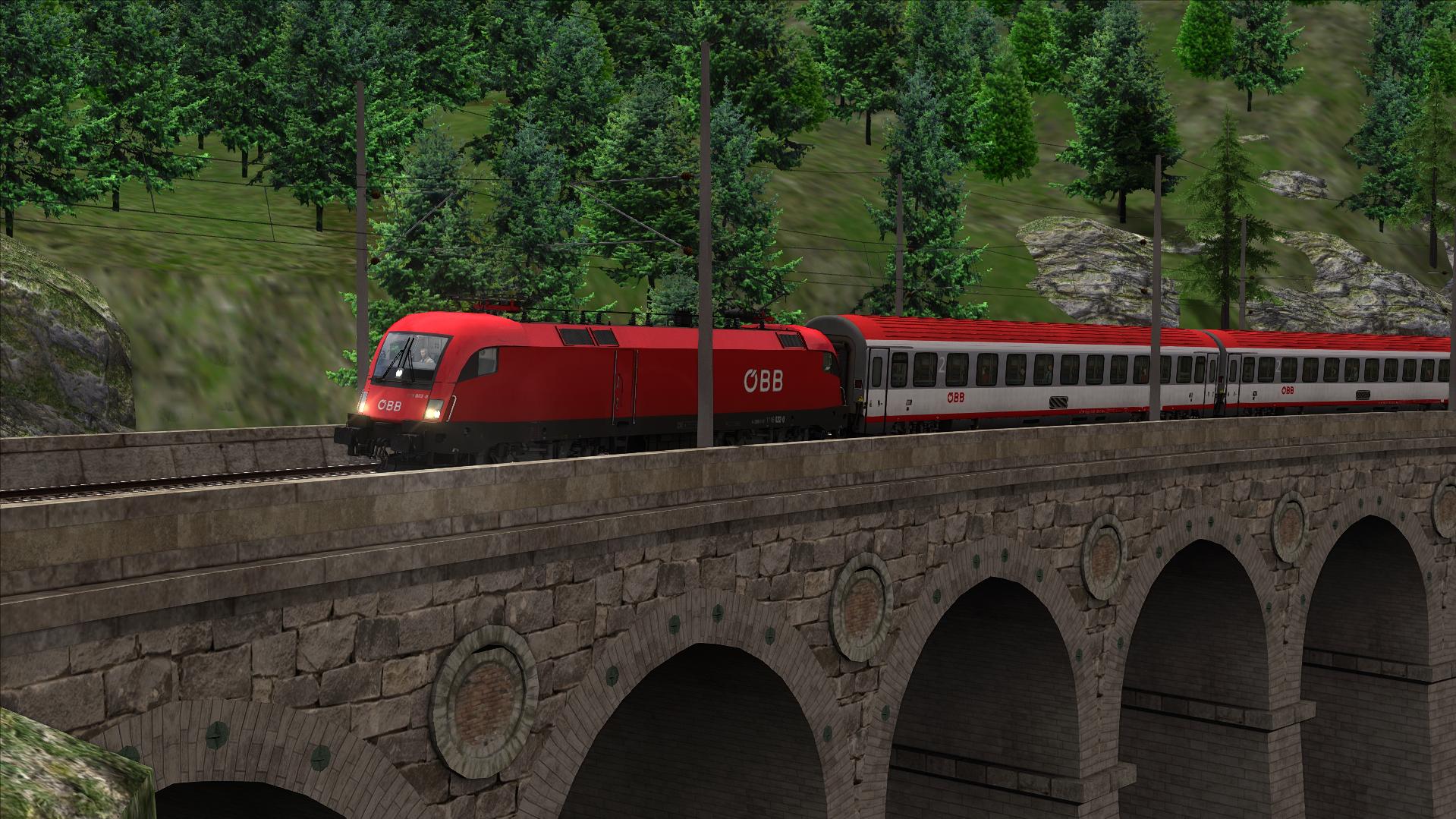 1116 Tussen de Oostenrijkse bergen