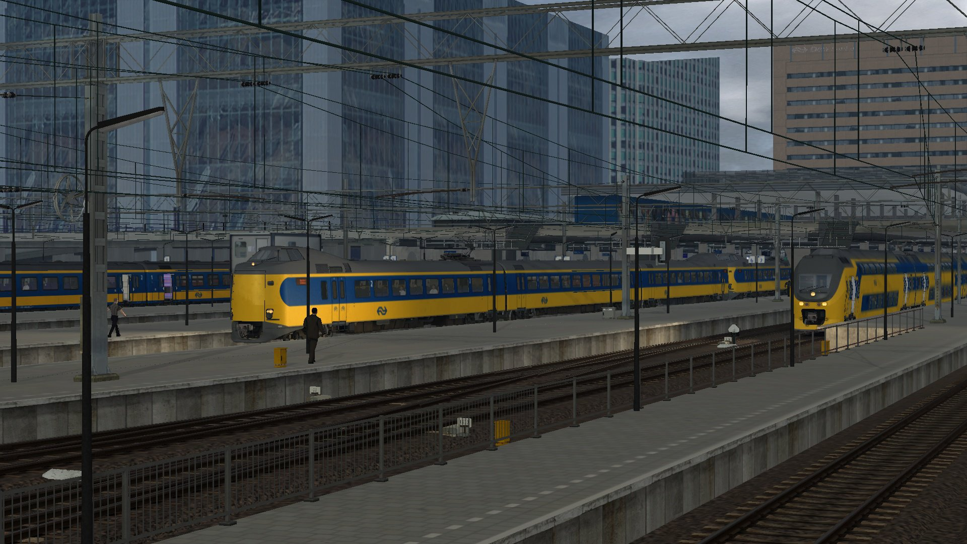 Den Haag CS update