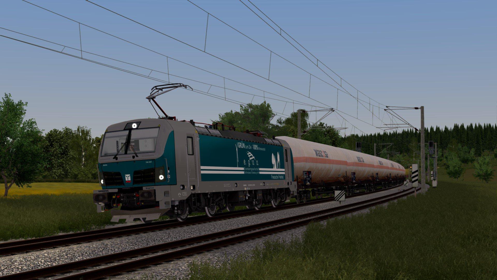 192 001 E.G.O.O. to Rostock